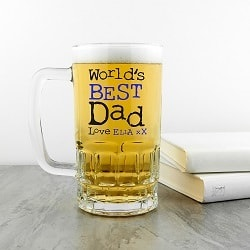 Love from Beer Glass Tankard