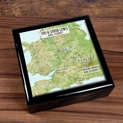Our Journey Jewellery Box