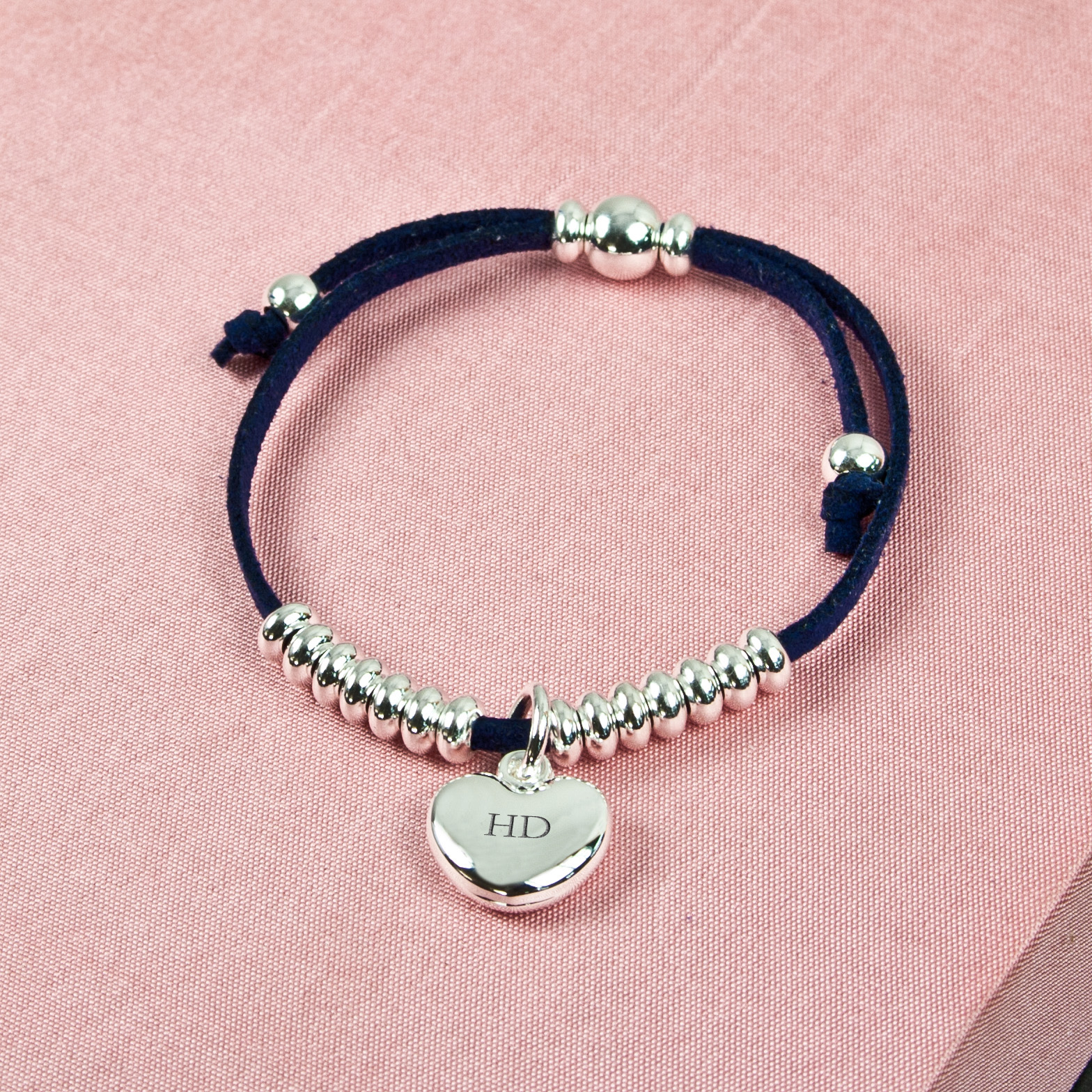 Personalised-Heart-Friendship-Bracelet