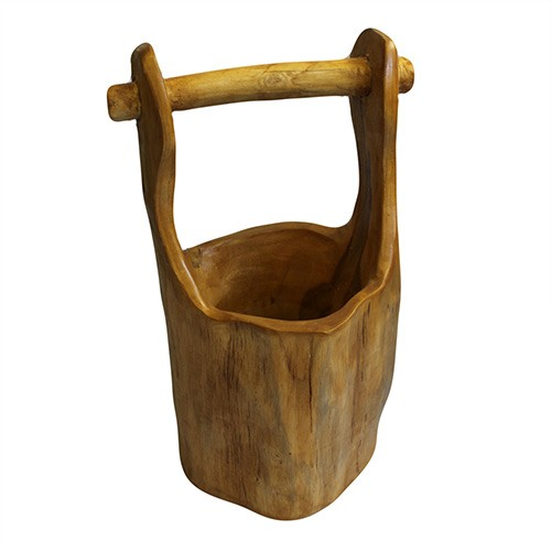 Teak-Well-Buckets-Approx-28cm